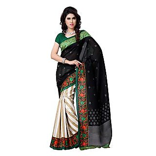First Loot Party Wear Saree-DFS487B