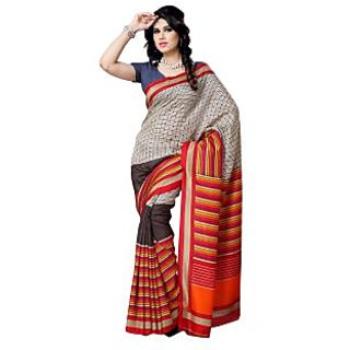 First Loot Party Wear Saree-DFS490A