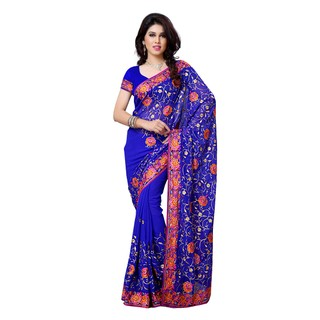 First Loot Bollywood Style Party Wear Saree-DFS492D