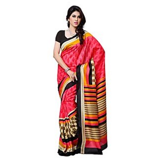First Loot Party Wear Saree-DFS499B