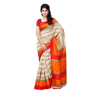 First Loot Party Wear Saree-DFS501C
