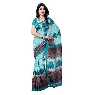 First Loot Party Wear Saree-DFS506A
