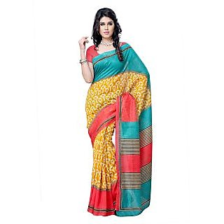 First Loot Party Wear Saree-DFS509B