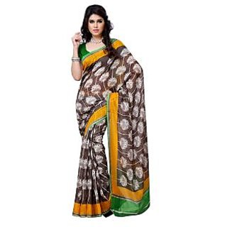 First Loot Party Wear Saree-DFS511A