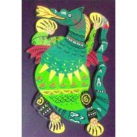 Feng Shui Green Dragon Wooden - Symbol Of Power - Fengshui Remedies  Product