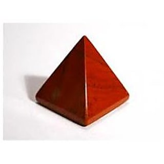 RED JASPER Pyramid ( CRYSTAL HEALING ) PYRAMIDS FENGSHU