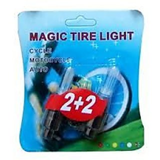 Tyre Led With Motion Sensor Multicolor Rgb