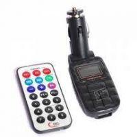 Car Mp3 Fm Modulator Transmitter