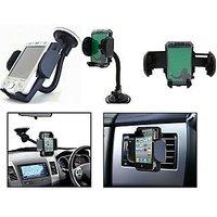 Car Mobile Holder For Samsung Micromax Lava Karbonn Apple Gionee Nokia