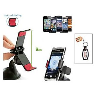 Autosun Apple Iphone 6 64Gb Car Clipmobile Holder Free Key Chain