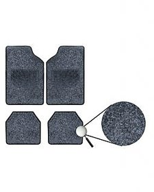 Autosungrey Carpet Car Foot Mat For Hyundai Elite I20