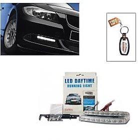 Autosunhyundai Accent Car Daytime Time Running Led Light Set Of 2 Pc