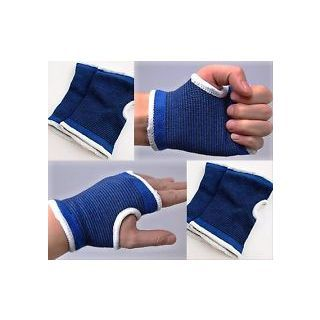 New Elastic Palm Wrist Support Grip Protection for Healing/Sports Set Of 2 Pcs