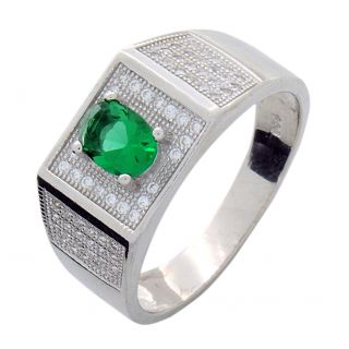 Feel at ease with AMAN Sterling Silver Ring for Gents in pure silver