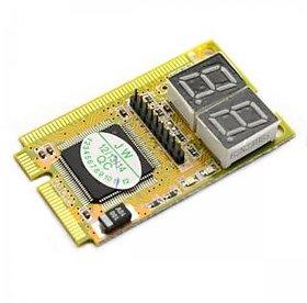 Mini PCI & PCI-E &LPC Computer Motherboard Analyzer/Tester Diagnostic Debug Card