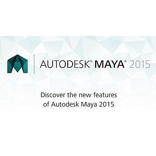 Autodesk Maya 2015 full Video Training / Tutorial DVDs