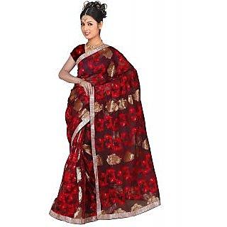 new jacquard sarees creation