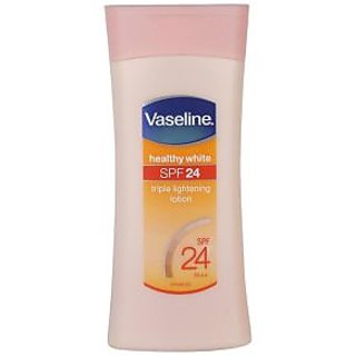 Vaseline Healthy White Lightening Body Lotion 300Ml (L)