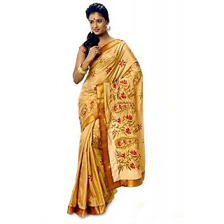 Art Designer Silk Saree Dscb0160