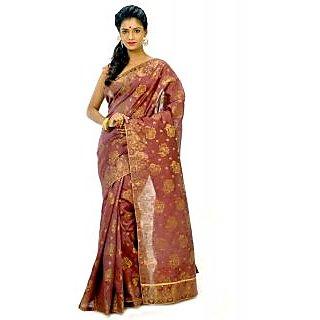 Banrasi Designer Silk Saree Dscb0190