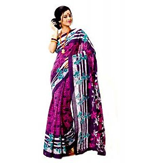 Bengal Designer Cotton Saree Dscb1104