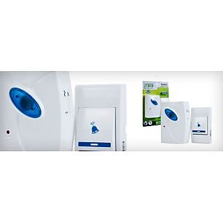DOOR BELL.... REMOTE CONTROL... ASSORTED COLORS AND DESIGNS