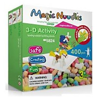 Magic Nuudles 400 Pieces