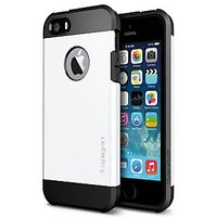 Tough Armor Hybrid IPhone 5/5S Case - White