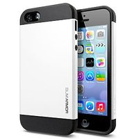 Slim Armor Hybrid IPhone 5/5S Case - White