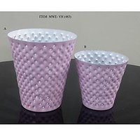 2 Pieces/set Nicely Block Decoration Votive Candle Holder For Home Decoration.