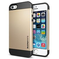 Slim Armor Hybrid IPhone 4/4S Case - Gold