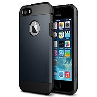 Tough Armor Hybrid IPhone 5/5S Case - Navy Blue