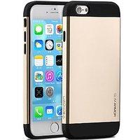 Premium Slim Armor Cover For Apple IPhone 6 6G SGP Golden