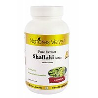 Shallaki 500mg Pure Extract 60 Veg Capsules By Natures Velvet
