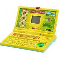Prasid English Learner Kids Laptop (LemonSky)