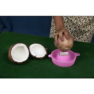 BEST QUALITY COCONUT BREAKER CRACKER FOR KITCHEN/ CUTTING TOOL