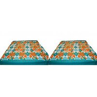 Handloom World Multi Color Flowerdouble Blankets Buy 1 Get 1 Free-02
