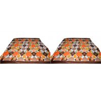 Handloom World Multi Color Flowerdouble Blankets Buy 1 Get 1 Free-03