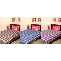 Handloom World  Combo Of 3 Blankets