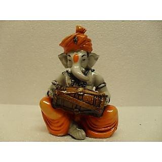Ganesha Musical Statue