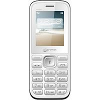 Micromax X2050 Wireless FM+Dual Sim Mobile Phone (White)