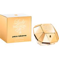 Paco Rabanne Lady Million For Women (Eau De Parfum, 80 ML)