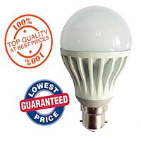 COMBO OF 5 PCS LED BULB - 9W-1PC +7W-1PC + 5 W-2 PC + 3W-1 PC