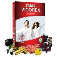 Zandu Vigorex Capsules Pack Of 60 Capsules - 72464948