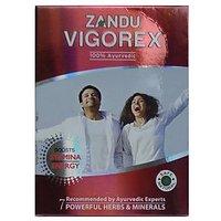 Zandu Vigorex Capsules Pack Of 60 Capsules - 72465172