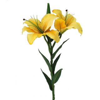 Decorative crepe paper artificial flowers yellow prices in for Artificial flowers for home decoration india