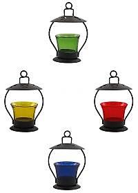 AnasaDecor Tealight Holder Multicolor