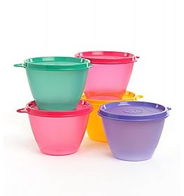 Tupperware Bowled Over (Set of 4)