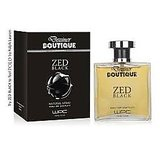 WPC Deziner Buotique ZED Black Natural Spray Eau De Perfume 100ml