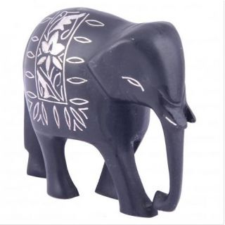 Silver Elephant 391